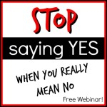 Need help saying no? Free recording!
